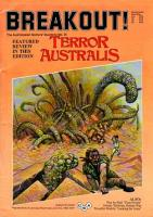 "#26 ""Terror Australis, Traveller Adventure - Looking for Astra, Korean War"""
