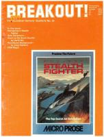 "#34 ""RuneQuest, Solo Adventure, Stealth Fighter"""