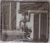 5 Bar Fencing (Brown)