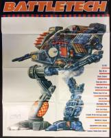 Poster - Battletech Vulture Advertisement