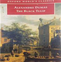 Black Tulip, The