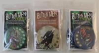 Button Men Collection - 6 Buttons!