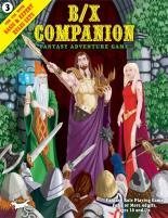 B/X Companion (2nd Printing)
