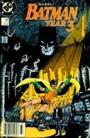 Batman - Year 3, Complete Series - 4 Issues!