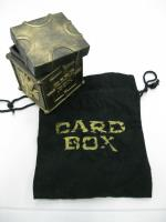 Card Box - Bronze