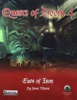Cave of Iron (Pathfinder)