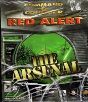 Command & Conquer - Red Alert, The Arsenal