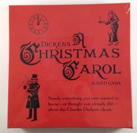 Christmas Carol Board Game, A