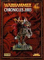 Chronicles 2003