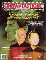 "Vol. 23, #2/3 ""Star Trek - The Next Generation, Alien 3, Pet Sematary II"""
