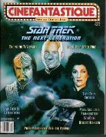 """Vol. 25/26, #6/1 """"Star Trek - Generations, Pagemaster, The Puppet Masters"""""""
