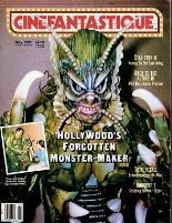 "Vol. 20, #5 ""Hollywood's Forgotten Monster-Maker, Star Trek VI, Total Recall"""