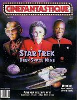 """Vol. 23, #6 """"Star Trek - Deep Space Nine, Meteor Man, Mutant Ninja Turtles Movie Mutany"""""""