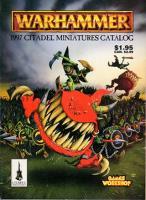 Citadel Miniatures Catalog 1997 (Warhammer Fantasy)