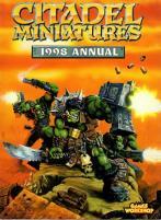Citadel Miniatures Catalog Annual 1998