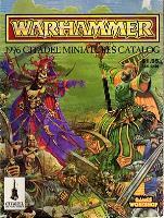 Citadel Miniatures Catalog 1996 (Warhammer Fantasy)