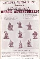 Bryan Ansell's Heroic Adventurers