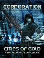 Cities of Gold - A Eurasian INC. Sourcebook