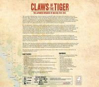 Claws of the Tiger - The Japanese Invasion of Malaya 1941-1942