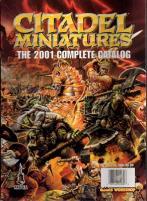 Citadel Miniatures Complete Catalog 2001