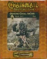 Demonic Gnoll Archer