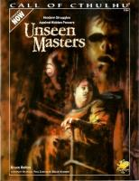 Unseen Masters