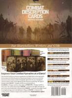 Combat Description Cards Writer & GM Screen