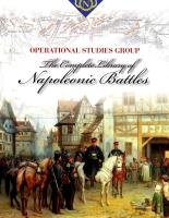 Complete Library of Napoleonic Battles, The