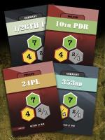 Nations at War Compendium Formation Cards - Vol. 1 (2nd Edition)