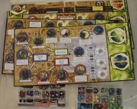 Arkham Horror Complete Collection - Base Game + 8 Expansions!