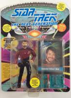 Commander William T. Riker in Second Season Uniform