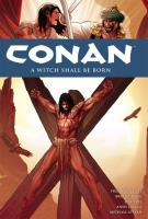 Conan the Avenger, Vol. 20 - A Witch Shall Be Born