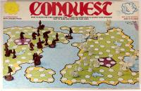 Conquest (2-Player w/Puzzle Book #1, Metal Pieces)