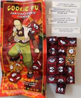 Cookie Fu Collection - 16 Dice + Rules and 4 Fortunes!