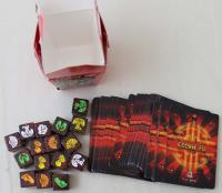 Cookie Fu Collection - 16 Dice + 54 Cards!