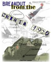 Breakout from the Crimea - Wrangel's Summer Offensive,1920