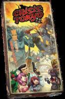 Crisis - Tokyo (Spanish Edition)