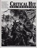 """#2 """"Eastern Front Special Issue"""""""
