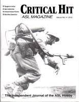 """#4 """"Rangers in Action, 10 New Scenarios"""" (Reprint Edition)"""