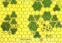 Cry Havoc Map Extension - The Forest