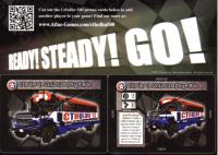 Cthulhu 500 - 2012 Campaign Bus Promo