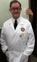 Arkham Sanitarium Lab Coat (XL)