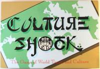 Culture Shock Board Game