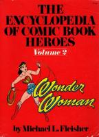 Encyclopedia of Comic Book Heroes, The Vol. 2 - Wonder Woman