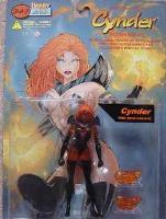 Cynder - Fire Skin Variant