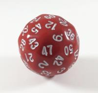 d60 - Red w/White