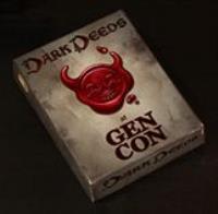 Dark Deeds - Gen Con Expansion