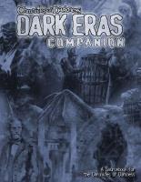 Chronicles of Darkness - Dark Eras Companion