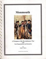 Monmouth - A Wargame of the Revolutionary War