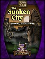 Sunken City, The - Omnibus & Guide